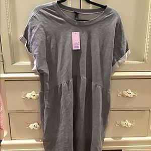 NWT baby doll dress with pockets